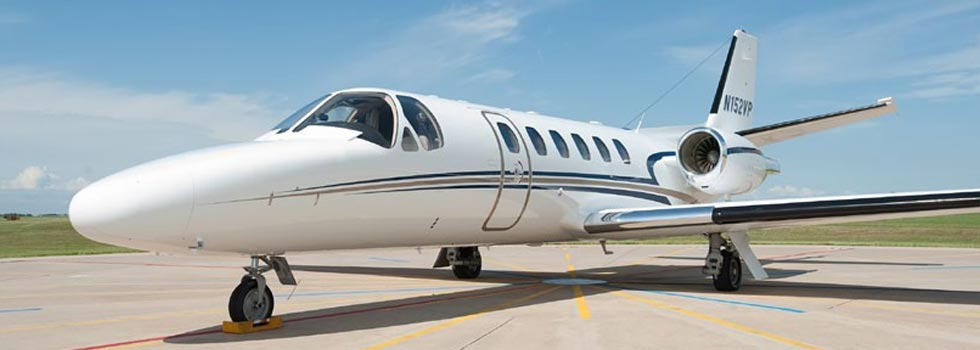 Citation Bravo slide 1