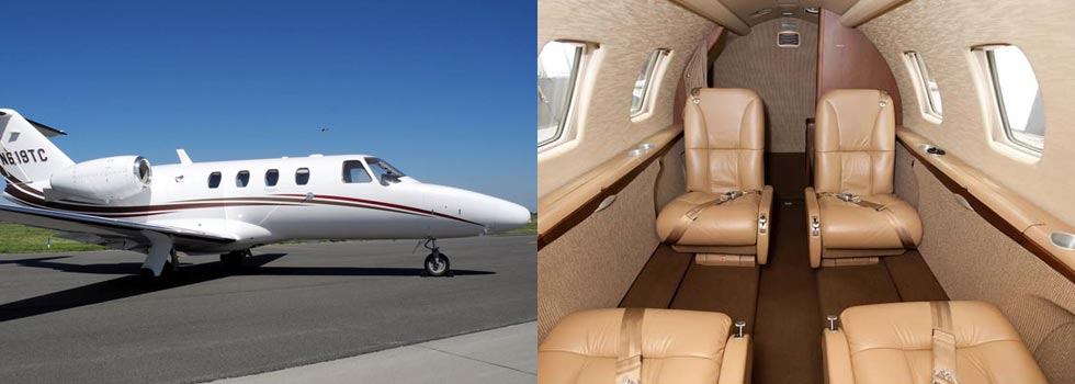 Citation Jet 1 slide 3