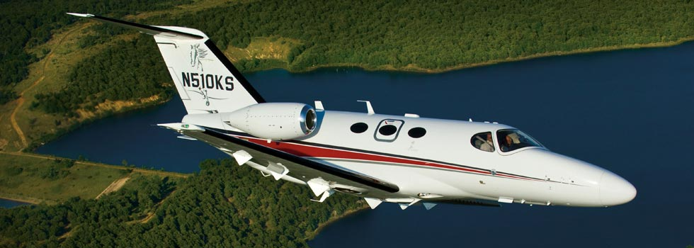 Citation Mustang slide 1