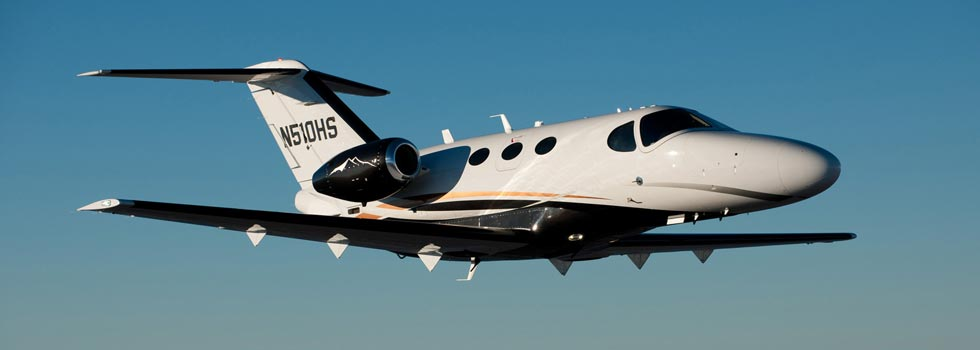 Citation Mustang slide 2
