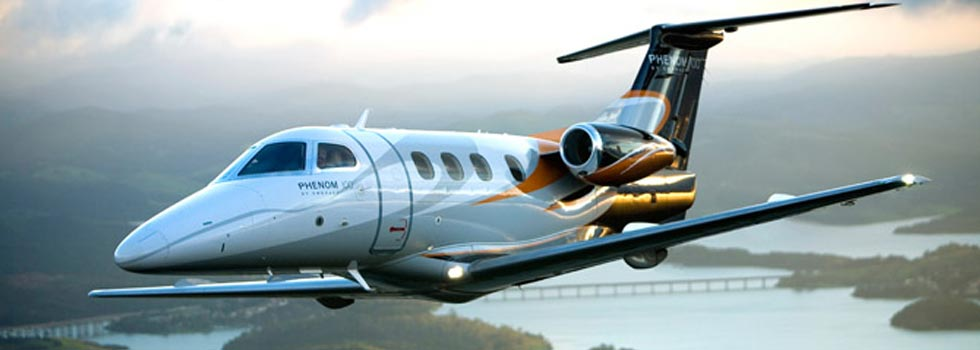 Embraer Phenom 100 slide 1