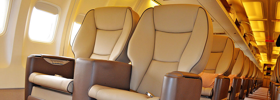 Boeing 737-400 VIP