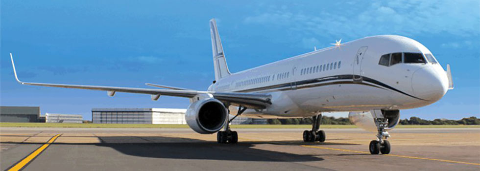Boeing 757-200 VIP