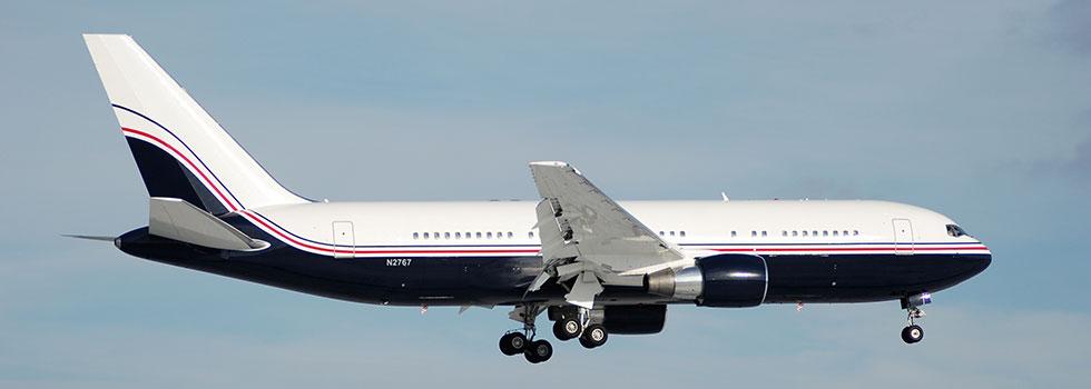 Boeing 767-200 VIP