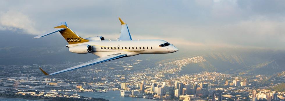 Bombardier Global 6000
