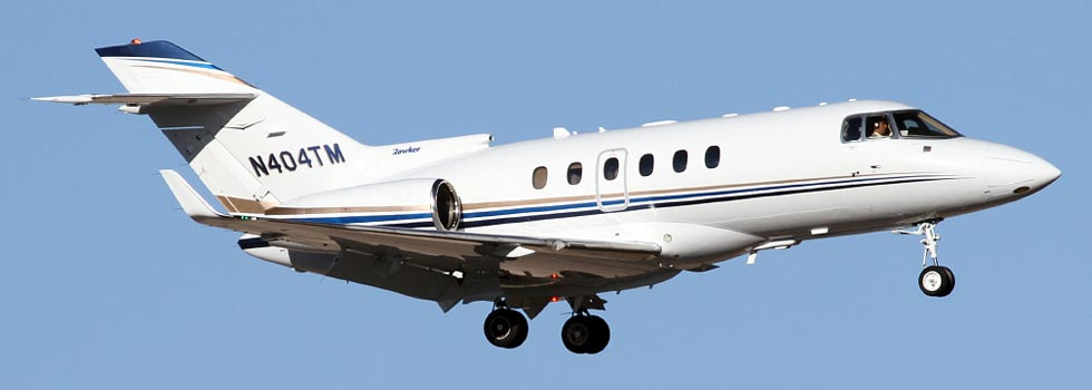 Hawker 800xp & 850xp slide 1