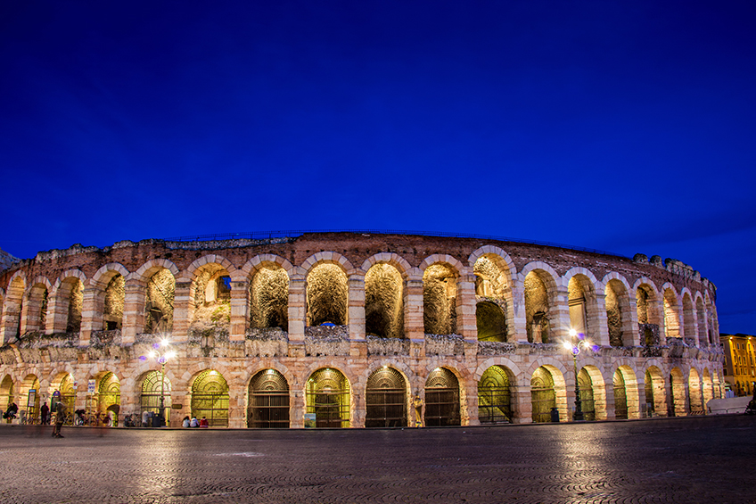 Discover the Opera Festival of Arena di Verona!